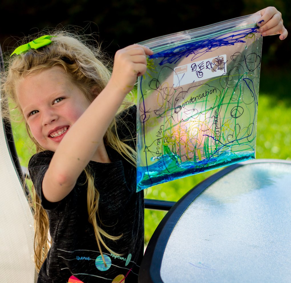 Exploring the World With Science: Water Cycle 2 Daily Mom Parents Portal