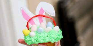 An Edible Easter Basket: Yum!