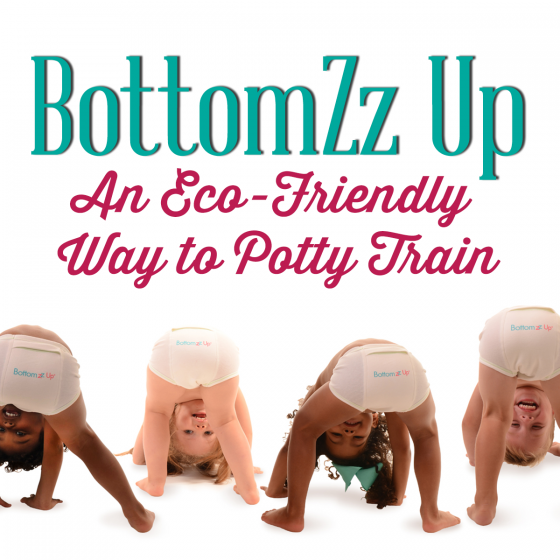 BottomZz-Up: An Eco-Friendly Way to Potty Train 1 Daily Mom Parents Portal