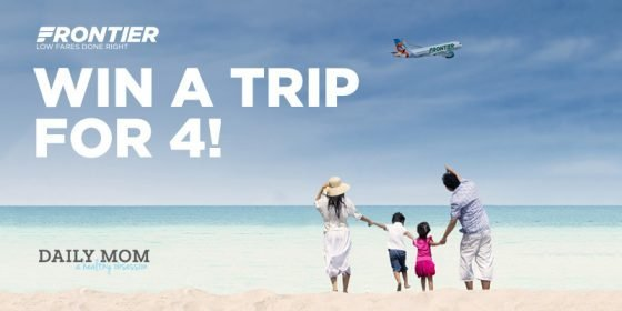Flying as a Family with Frontier Airlines and $1,000 Giveaway 7 Daily Mom Parents Portal