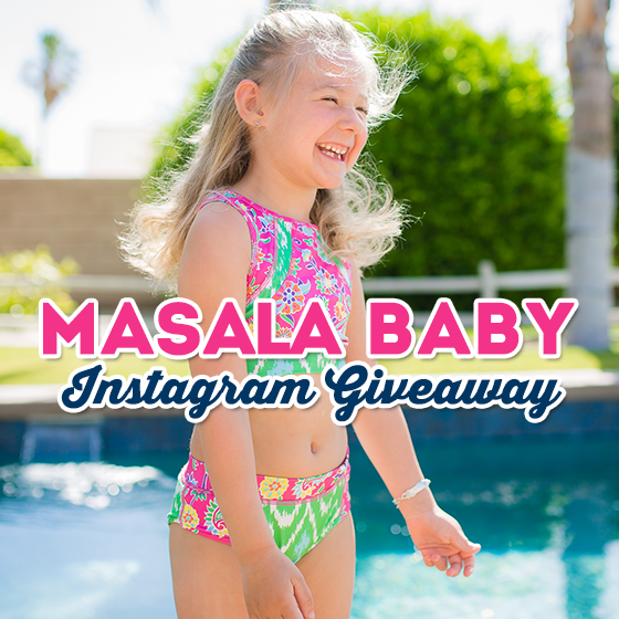Masala Baby Instagram Giveaway 1 Daily Mom Parents Portal