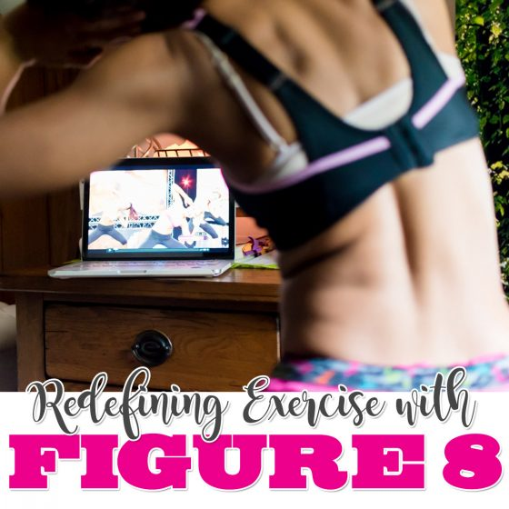 Redefining Exercise With Figure8 1 Daily Mom Parents Portal