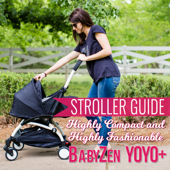 Stroller Guide: Highly Compact and Highly Fashionable: BabyZen YOYO+ 32 Daily Mom Parents Portal