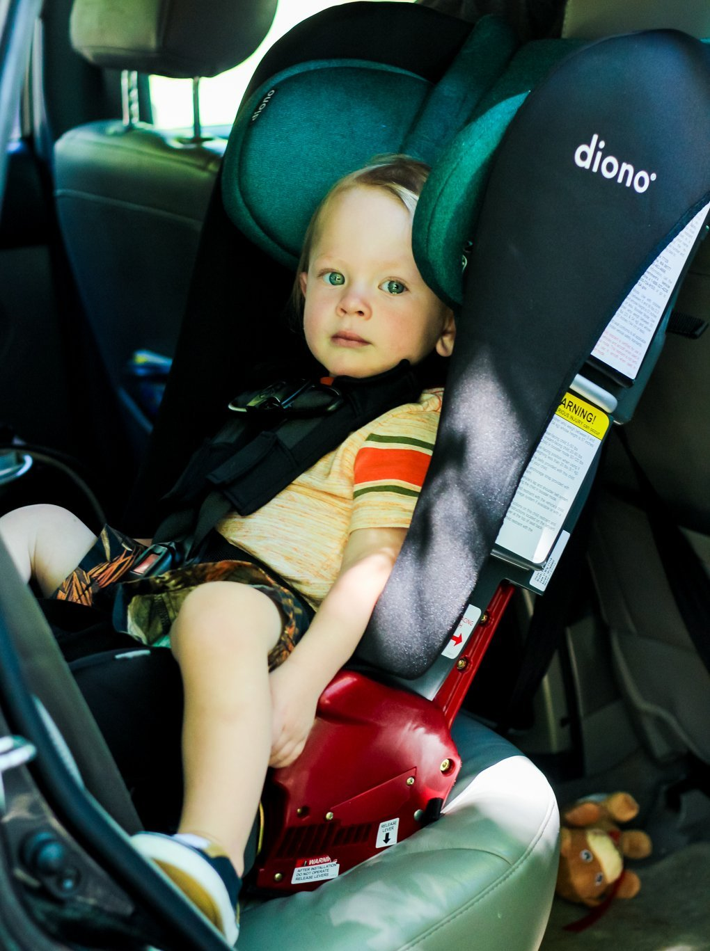 GRANDPARENT CAR SEAT MYTHS DEBUNKED WITH DIONO RAINIER 6 Daily Mom Parents Portal