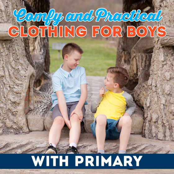 Comfy and Practical Clothing for Boys with Primary 13 Daily Mom Parents Portal