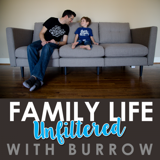 Family Life Unfilitered with Burrow 18 Daily Mom Parents Portal