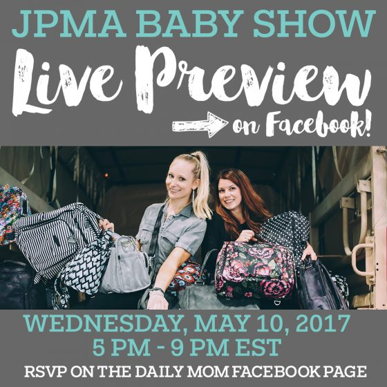 DON'T MISS DAILY MOM AT THE JPMA BABY SHOW 2017 4 Daily Mom Parents Portal