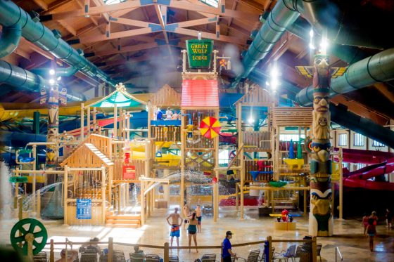 Tackling Great Wolf Lodge Kansas City like a (Mom)Boss 25 Daily Mom Parents Portal