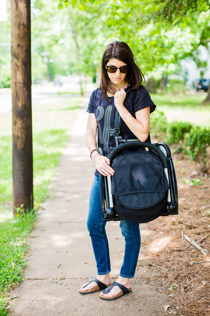 Stroller Guide: Highly Compact and Highly Fashionable: BabyZen YOYO+ 26 Daily Mom Parents Portal
