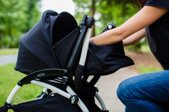 Stroller Guide: Highly Compact and Highly Fashionable: BabyZen YOYO+ 5 Daily Mom Parents Portal