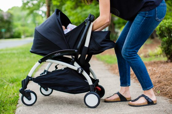 Stroller Guide: Highly Compact and Highly Fashionable: BabyZen YOYO+ 7 Daily Mom Parents Portal