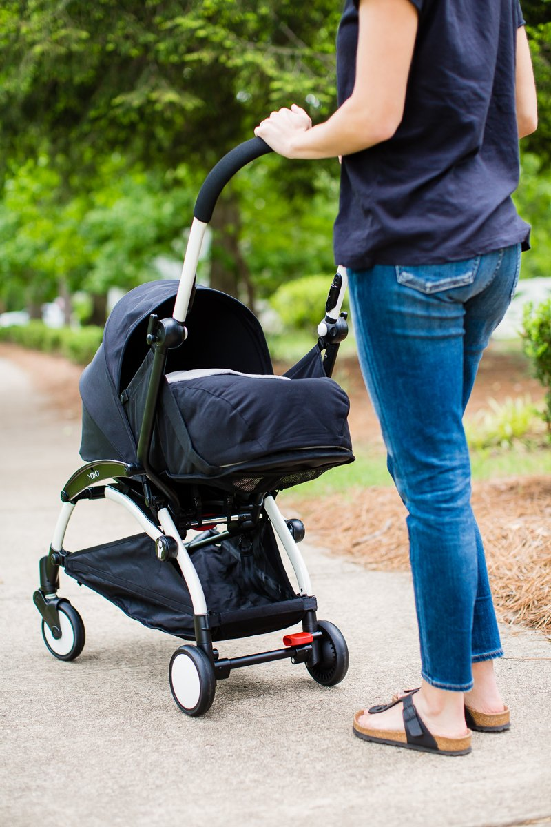 Stroller Guide: Highly Compact and Highly Fashionable: BabyZen YOYO+ 8 Daily Mom Parents Portal