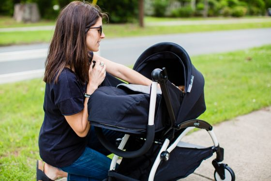 Stroller Guide: Highly Compact and Highly Fashionable: BabyZen YOYO+ 9 Daily Mom Parents Portal