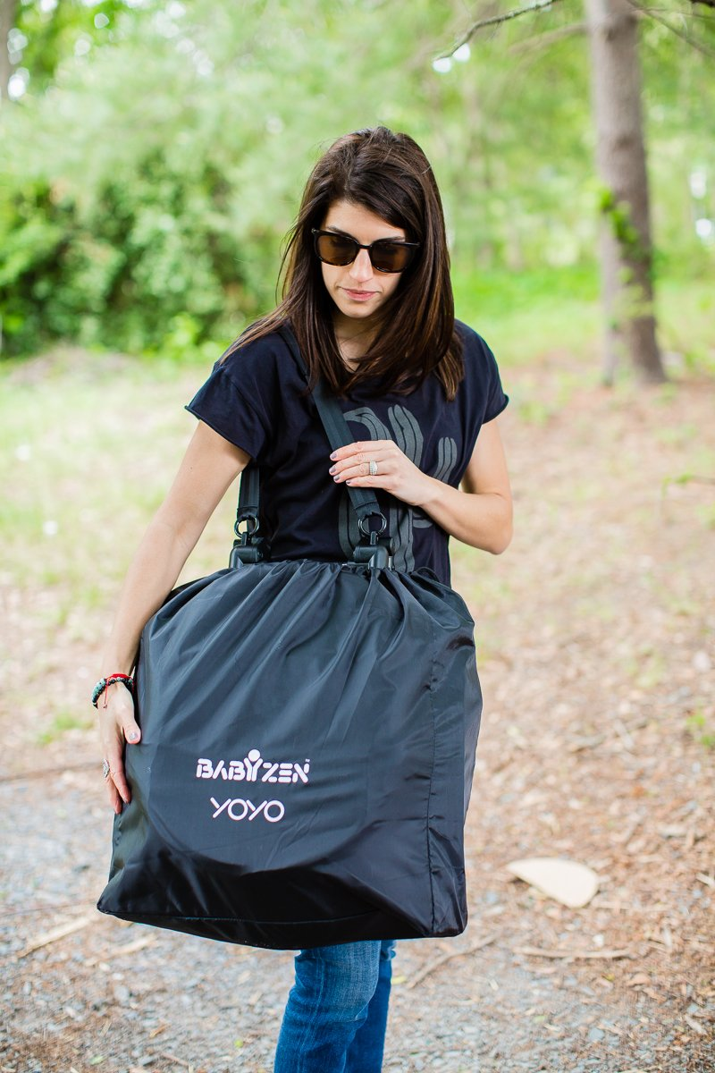 Stroller Guide: Highly Compact and Highly Fashionable: BabyZen YOYO+ 28 Daily Mom Parents Portal