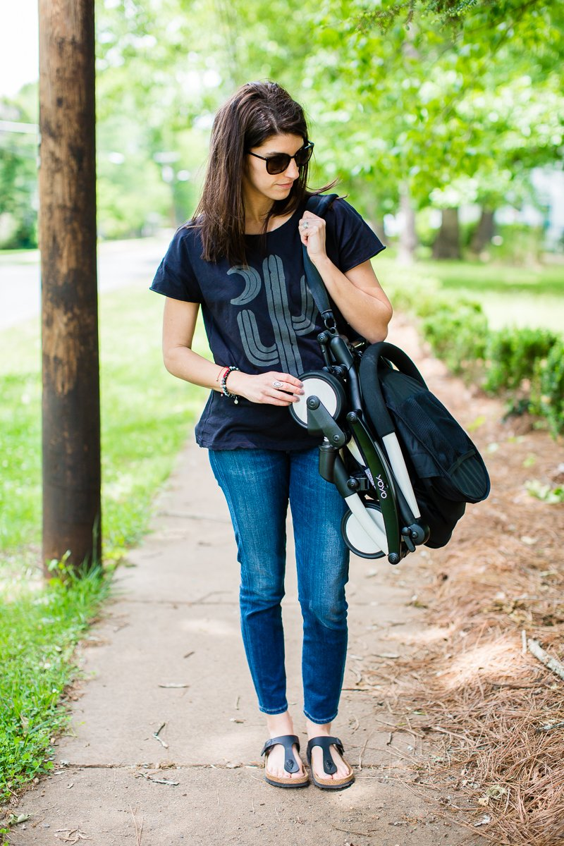 Stroller Guide: Highly Compact and Highly Fashionable: BabyZen YOYO+ 27 Daily Mom Parents Portal