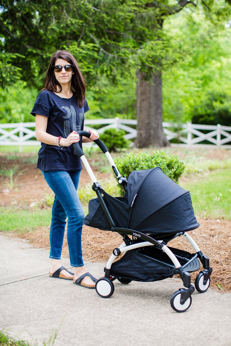 Stroller Guide: Highly Compact and Highly Fashionable: BabyZen YOYO+ 4 Daily Mom Parents Portal