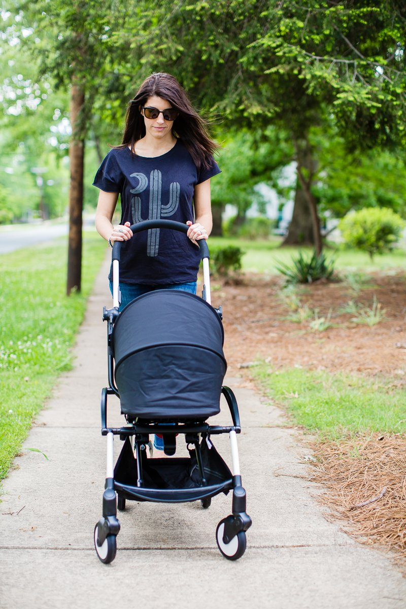 Stroller Guide: Highly Compact and Highly Fashionable: BabyZen YOYO+ 30 Daily Mom Parents Portal