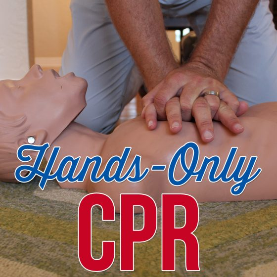 Hands-Only CPR 1 Daily Mom Parents Portal