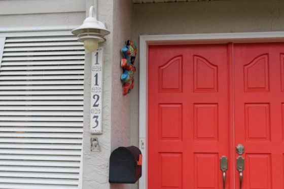 The Importance of House Numbers 7 Daily Mom Parents Portal
