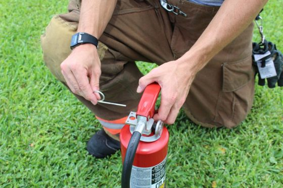 How to Use a Fire Extinguisher 10 Daily Mom Parents Portal