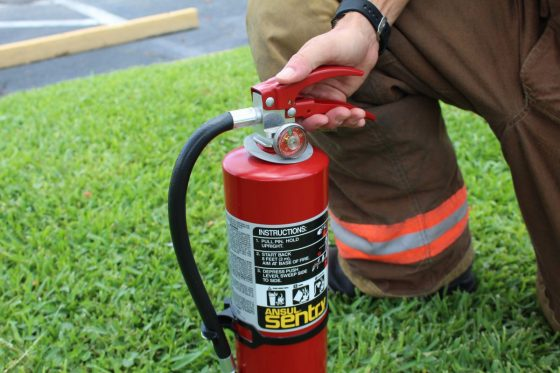 How to Use a Fire Extinguisher 12 Daily Mom Parents Portal