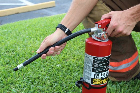 How to Use a Fire Extinguisher 11 Daily Mom Parents Portal
