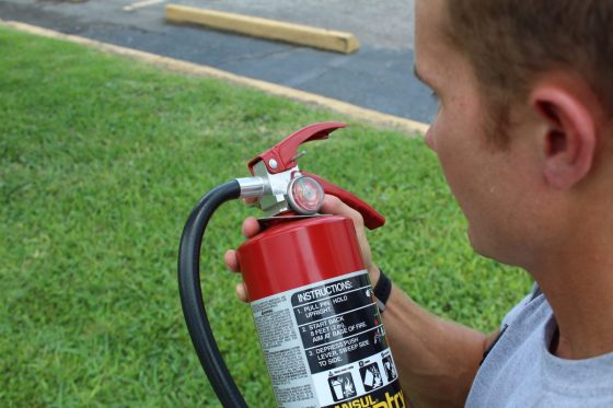 How to Use a Fire Extinguisher 5 Daily Mom Parents Portal