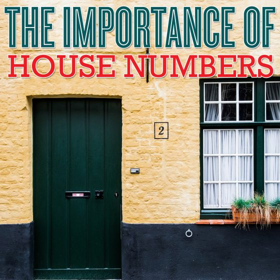 The Importance of House Numbers 1 Daily Mom Parents Portal