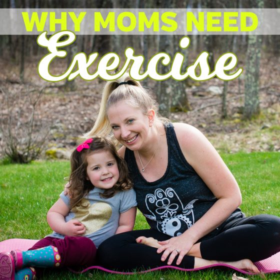 Why Moms Need Exercise 1 Daily Mom Parents Portal