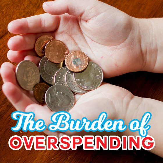 The Burden of Overspending 1 Daily Mom Parents Portal