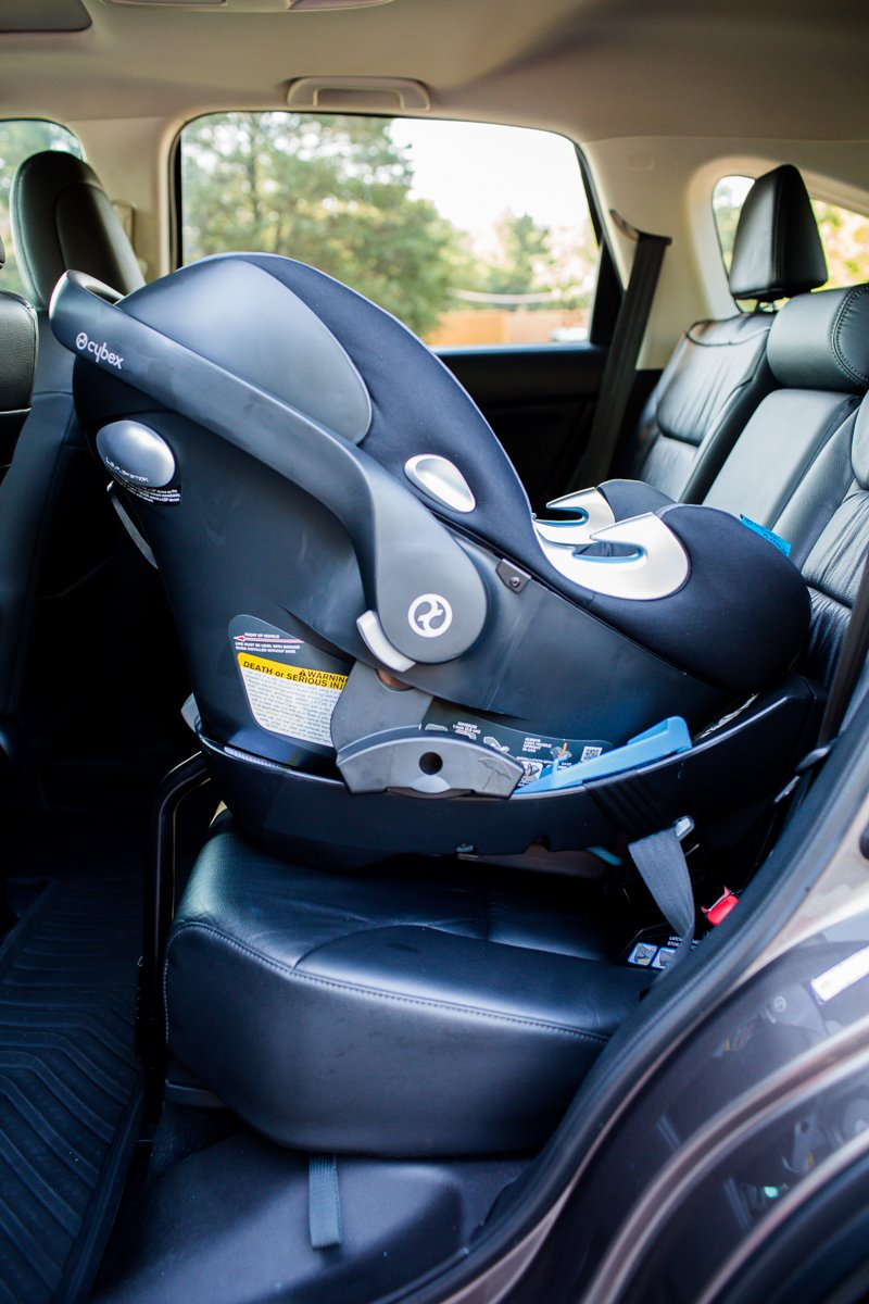 Modern Beauty & Ultimate Safety in the Cybex Aton Q 19 Daily Mom Parents Portal