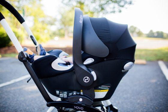 Modern Beauty & Ultimate Safety in the Cybex Aton Q 12 Daily Mom Parents Portal