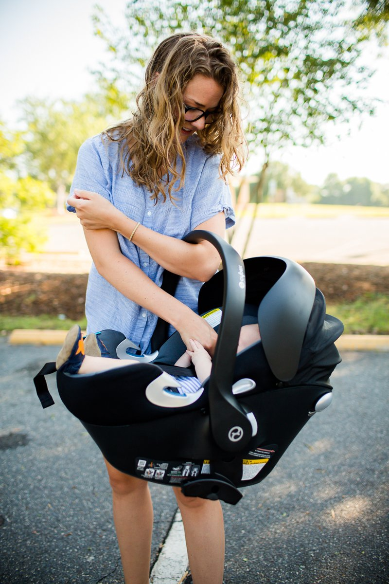 Modern Beauty & Ultimate Safety in the Cybex Aton Q 2 Daily Mom Parents Portal