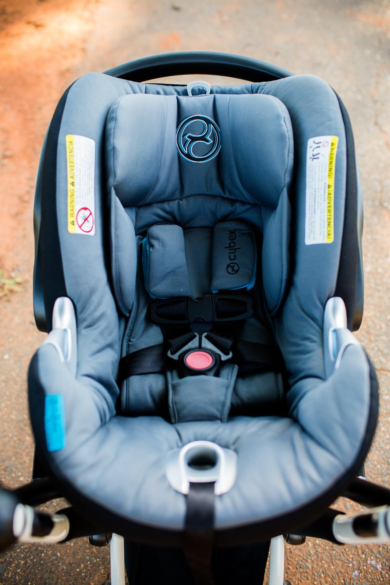 Modern Beauty & Ultimate Safety in the Cybex Aton Q 7 Daily Mom Parents Portal