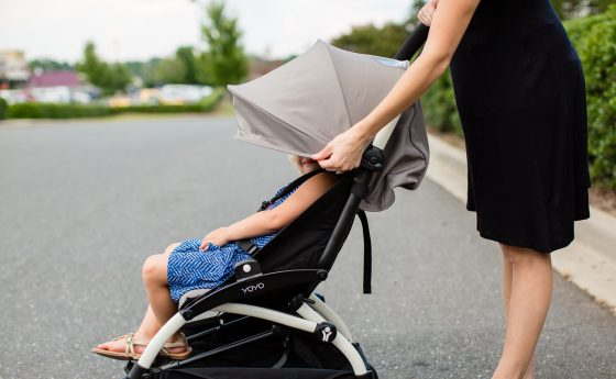Stroller Guide: Highly Compact and Highly Fashionable: BabyZen YOYO+ 13 Daily Mom Parents Portal