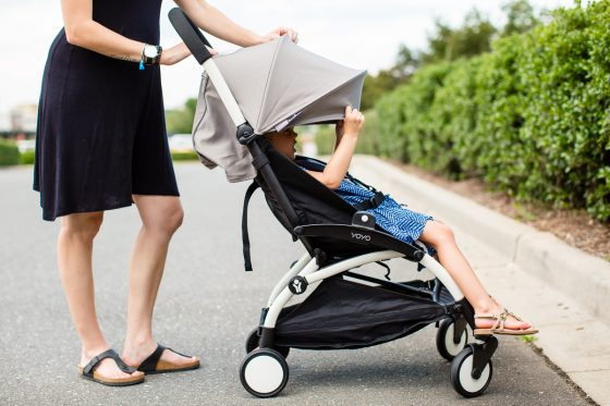 Stroller Guide: Highly Compact and Highly Fashionable: BabyZen YOYO+ 17 Daily Mom Parents Portal