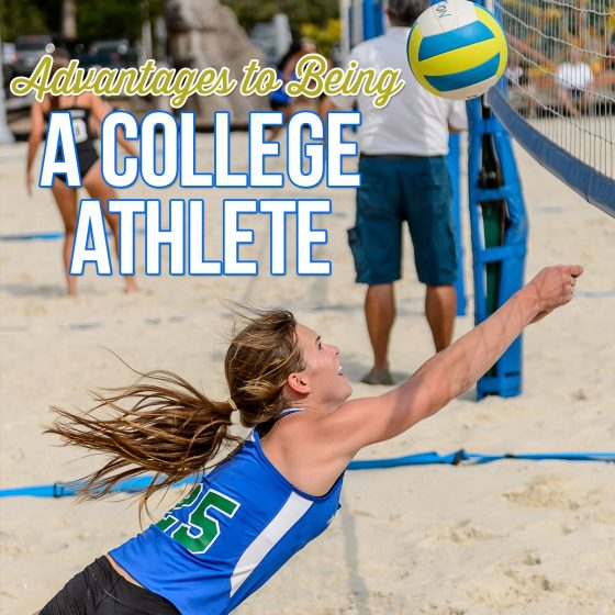Advantages to being a college athlete 1 Daily Mom Parents Portal