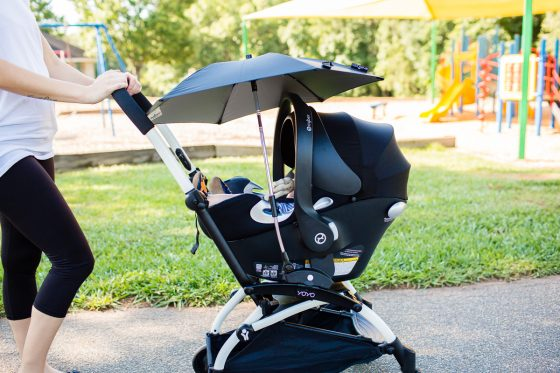 Stroller Guide: Highly Compact and Highly Fashionable: BabyZen YOYO+ 19 Daily Mom Parents Portal