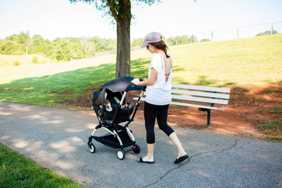 Stroller Guide: Highly Compact and Highly Fashionable: BabyZen YOYO+ 10 Daily Mom Parents Portal