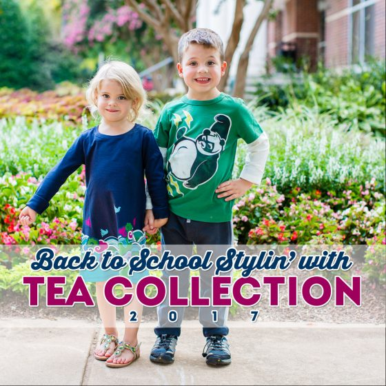 Back To School Stylin' with Tea Collection 2017 1 Daily Mom Parents Portal