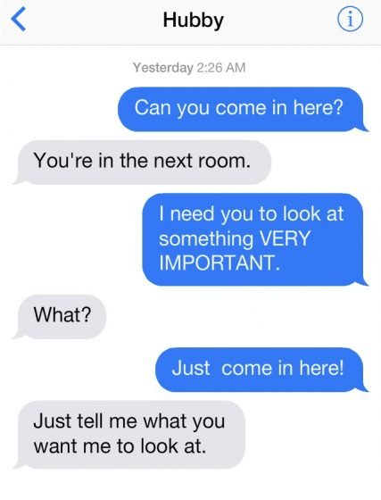 REAL LIFE TEXTS FROM A FIRST-TIME-MOM 3 Daily Mom Parents Portal