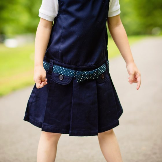 Organized, Uniformed and Ready for Kindergarten 12 Daily Mom Parents Portal