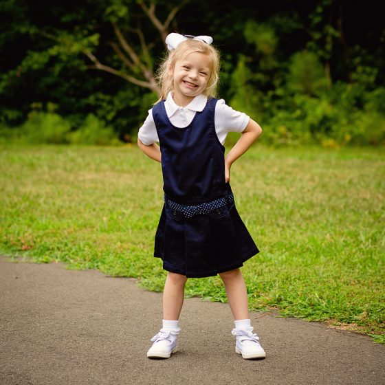 Organized, Uniformed and Ready for Kindergarten 11 Daily Mom Parents Portal