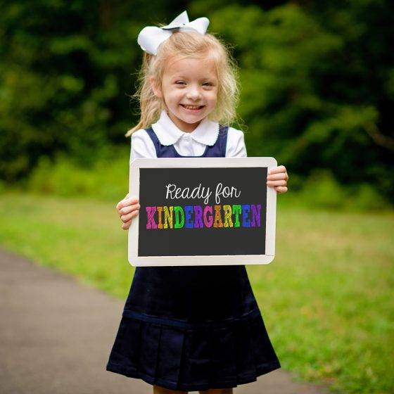 Organized, Uniformed and Ready for Kindergarten 2 Daily Mom Parents Portal