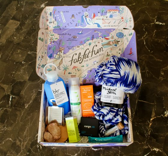 Treat Yourself to a Fab Fit Fun Box 4 Daily Mom Parents Portal