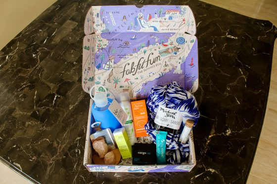Treat Yourself to a Fab Fit Fun Box 6 Daily Mom Parents Portal