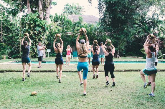 What It's Like to Go on A Fitness Retreat 16 Daily Mom Parents Portal