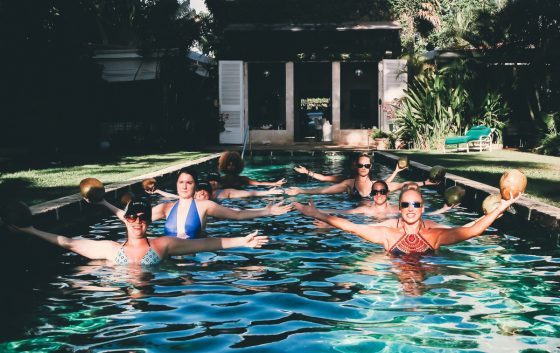 What It's Like to Go on A Fitness Retreat 40 Daily Mom Parents Portal