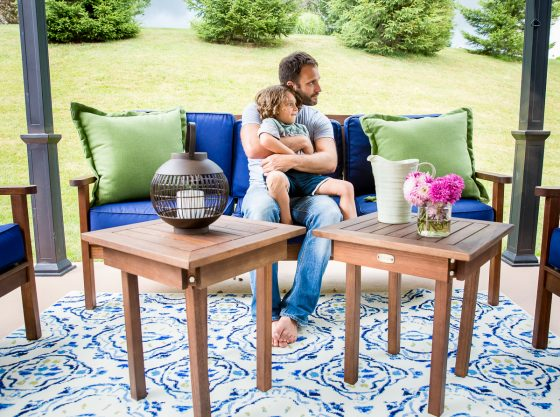 Creating the Perfect Backyard Space with Plow & Hearth 11 Daily Mom Parents Portal