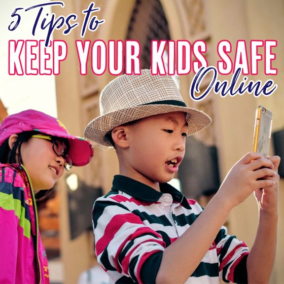 5 Tips to Keep Your Kids Safe Online 4 Daily Mom Parents Portal